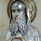 Reliquaire de Saint Benoît ; Armand-Caillat