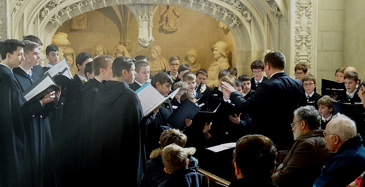 chorale Solesmes