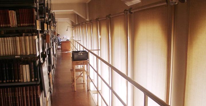 bibliothèque solesmes
