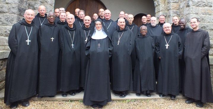 Solesmes Chapitre général congrégation