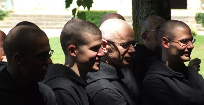 Moines bénédictins