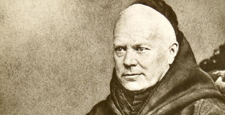 dom Prosper Guéranger abbé de Solesmes