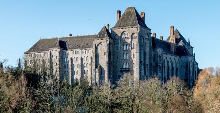 abbaye de Solesmes XIXe