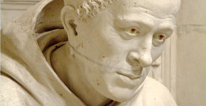 Jean Bougler, les Saints de Solesmes