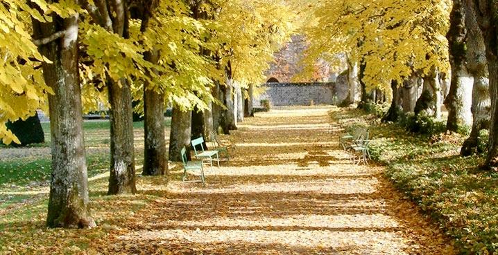 jardins de solesmes