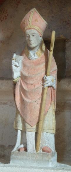 saint évêque solesmes